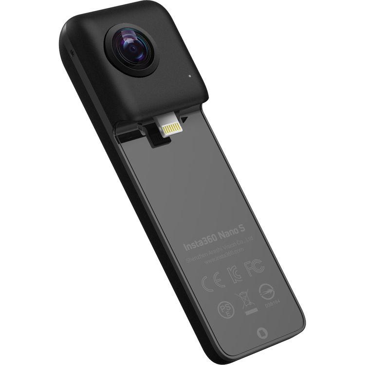 Insta360 Nano экшн камера на 360 градусов для Айфон