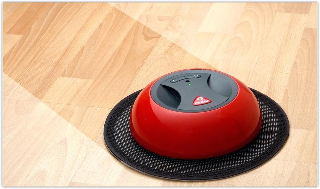 Робот-пылотер для влажной уборки в доме или квартире