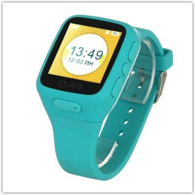 Elari KidPhone влагостойкие детские смарт-часы с сим картой