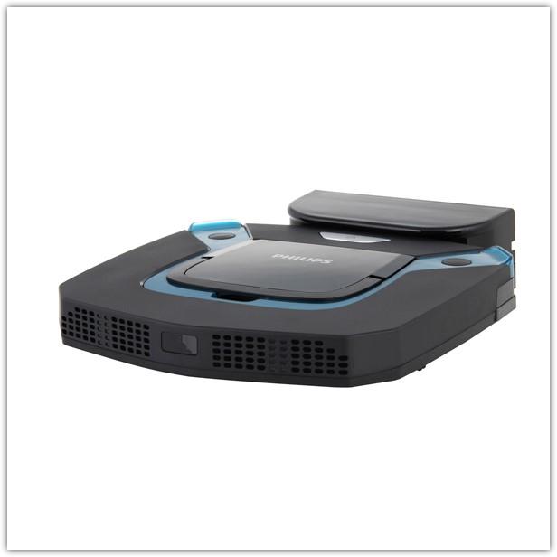 Philips FC8794 квадратный робот-пылесос бюджетная цена и хорошее качество