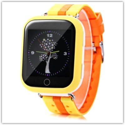 Q750 детские умные часы с сим картой