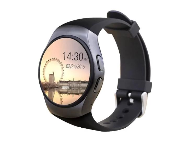 Часы KingWear KW18 смарт-часы с nano sim