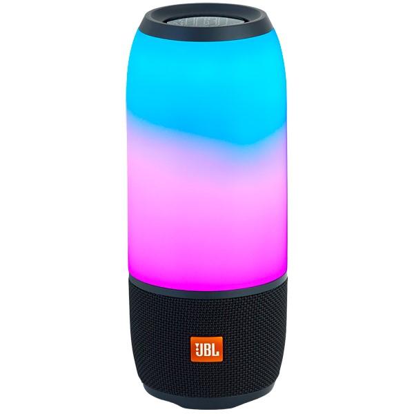 JBL Pulse 3 блютуз колонка с подсветкой и голосовым помощником