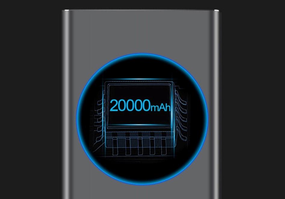 Внешний аккумулятор Yoobao мощностью 20000 мАч