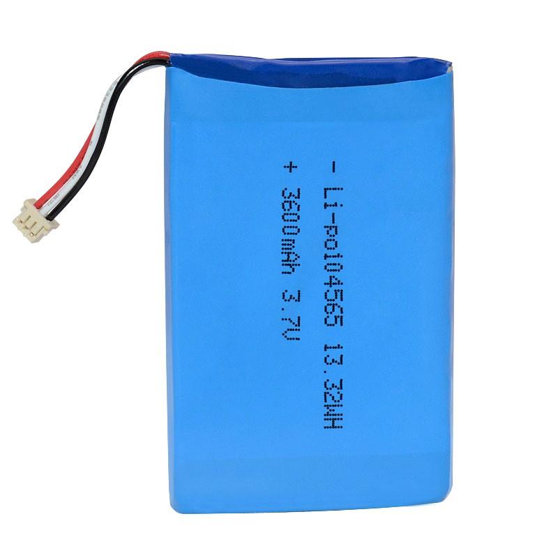 литий-полимерная батарея для внешнего аккумулятора
