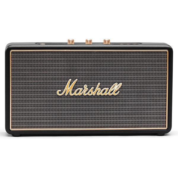 Marshal stockwell портативная акустика в классическом стиле