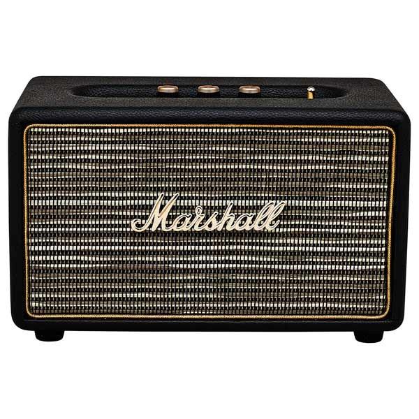 Marshall Acton BT портативная акустика легендарного английского бренда