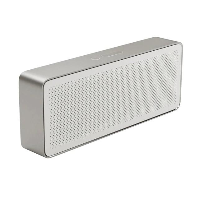Xiaomi Mi square box speaker phone небольшая портативная колонка с функцией громкой связи