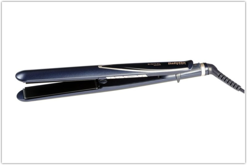 Выпрямитель для волос Babyliss ST 500E с диджитал сенсором