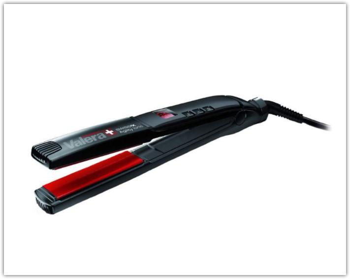Выпрямитель волос Valera Swiss'x Agility Ionic с мгновенным разогревом и защитой от перегрева