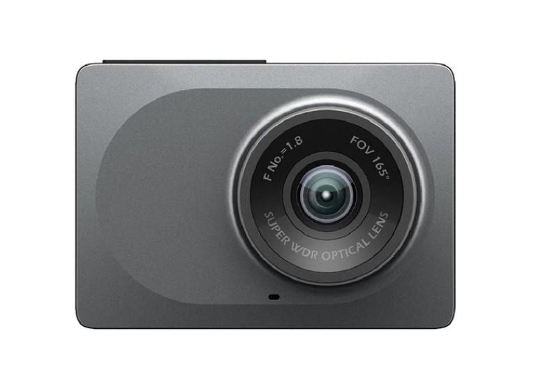 YI Smart Dash camera недорогой отличный видеорегистратор помощник для водителя