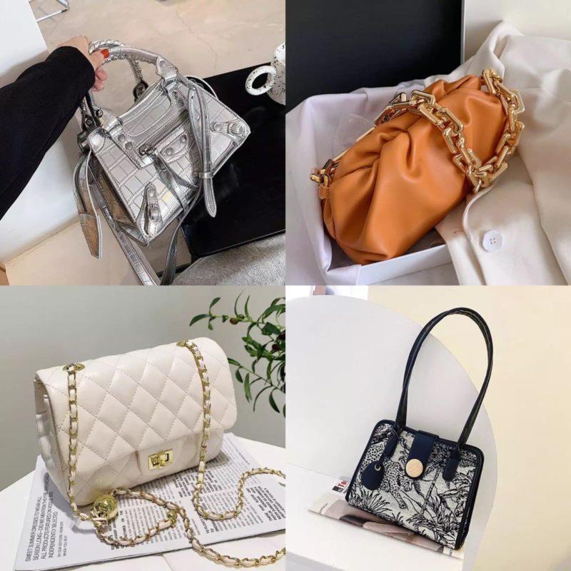 реплики сумок известных брендов из натуральной кожи на Aliexpress